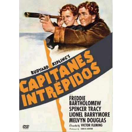 CAPITANES INTREPIDOS WARNER - DVD