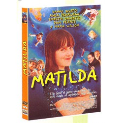 MATILDA SONY - DVD
