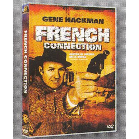 FRENCH CONNECTION FOX - DVD