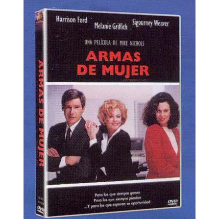ARMAS DE MUJER FOX - DVD