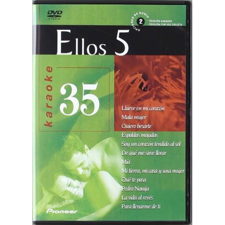 ELLOS 5 VOL.35 JRB - DVD