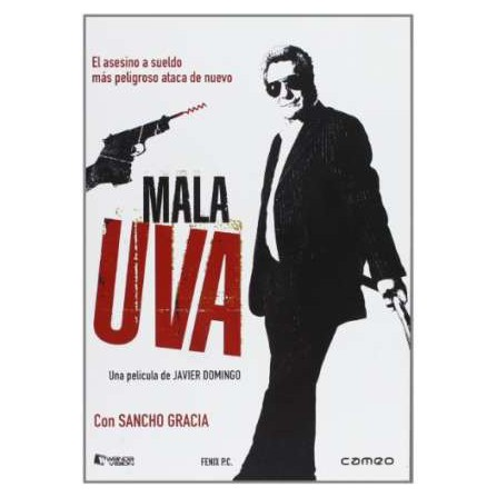 MALA UVA CAMEO - DVD