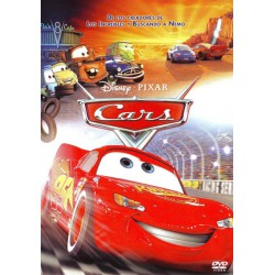 CARS DISNEY - DVD