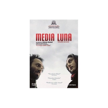 MEDIA LUNA CAMEO - DVD