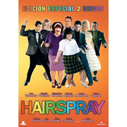 HAIRSPRAY (2discos) NAIFF - DVD