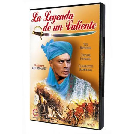 LEYENDA DE UN VALIENTE, LA DIVISA - DVD
