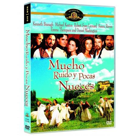 Mucho ruido y pocas nueces - DVD