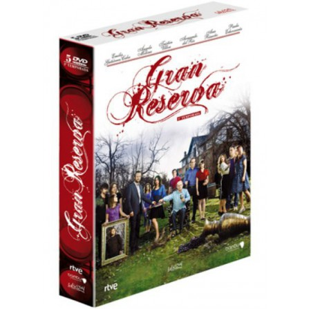 Gran reserva (1ª temporada) - DVD
