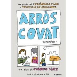 Arròs Covat: Temporada 1 - DVD