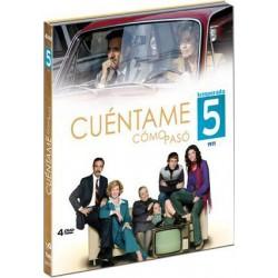 Pack Cuéntame Cómo Pasó: 5ª Temporada - DVD