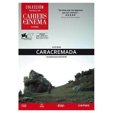 Caracremada - DVD