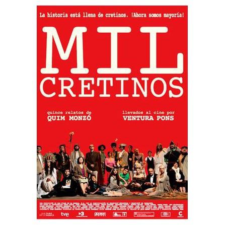 Mil cretinos - DVD