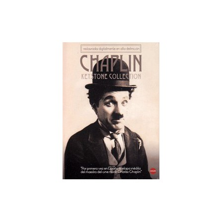 Chaplin Keystone Collection - DVD