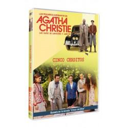 Los pequeños asesinatos de agatha christie: cinco cerditos - DVD