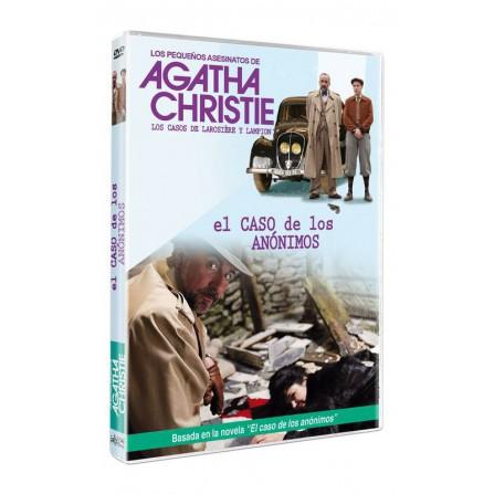 CASO DE LOS ANONIMOS,EL(Agatha.Chris)/DV - DVD