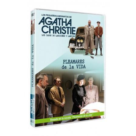 Los pequeños asesinatos de agatha christie: pleamares de la vida - DVD