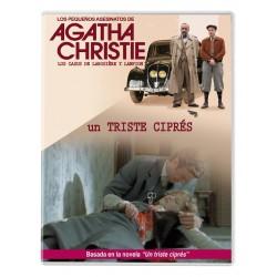 Los pequeños asesinatos de Agatha christie: Un Triste Ciprés - DVD