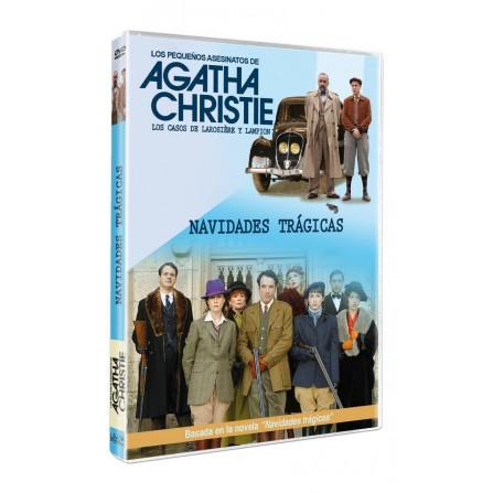 Los pequeños asesinatos de Agatha Christie: navidades trágicas - DVD