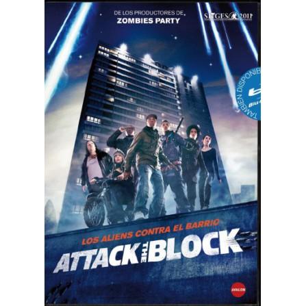 ATTACK THE BLOCK CAMEO - BD