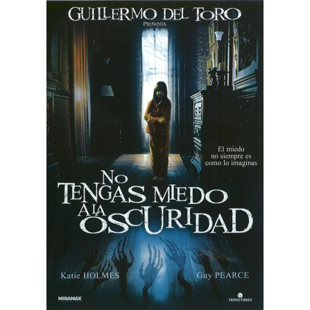 NO TENGAS MIEDO A LA OSCURIDAD NAIFF - DVD