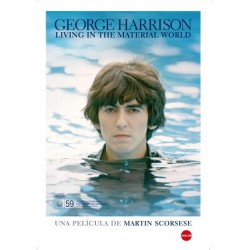 GEORGE HARRISON LIVING IN THE M CAMEO - BD