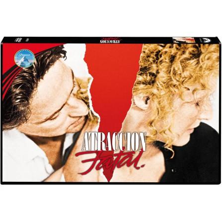 Atraccion Fatal Edición Horizontal - DVD