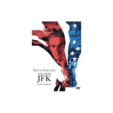 JFK : Caso Abierto - DVD