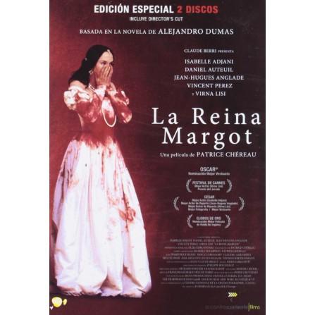 La Reina Margot Edición Especial - DVD