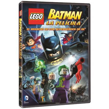 LEGO BATMAN: LA PELICULA WARNER - DVD