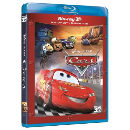 CARS 3D DISNEY - BD