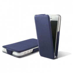 Funda tapa Ultra Slim iPhone 5/5s Azul