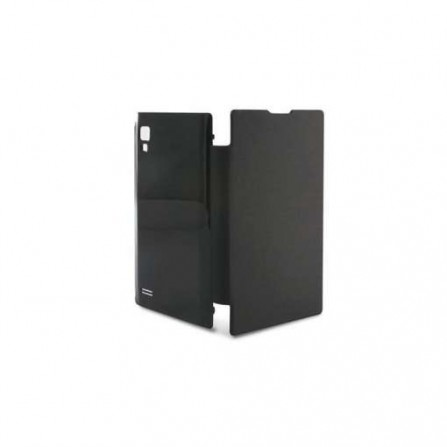 Funda folio battery LG Optimus l9 Negra
