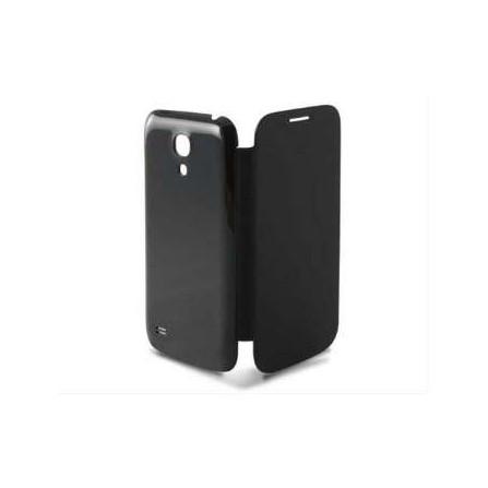 Funda folio battery Galaxy S3 Mini Negra
