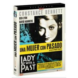 Una mujer con pasado - DVD