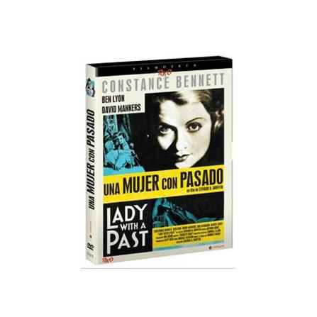 UNA MUJER CON PASADO MPO - DVD
