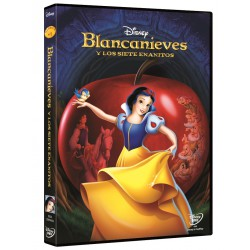 BLANCANIEVES DISNEY - DVD