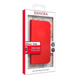 Funda libro Red iPhone 5/5s