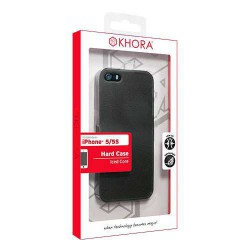 Carcasa Rigida Black iPhone 5/5s