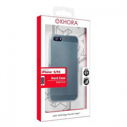 Carcasa Rigida Ice White iPhone 5/5s