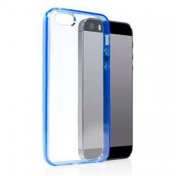 Carcasa Hibrida Blue iPhone 5/5s