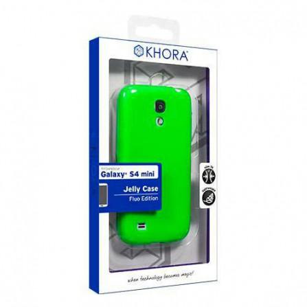 Funda flexible Green S4 Mini