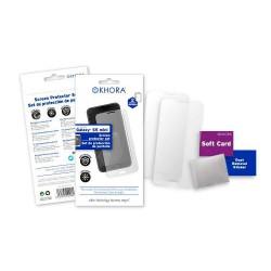 Set protector de pantalla Galaxy S5 Mini