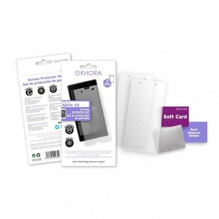 Set protector de pantalla Sony Experia Z3