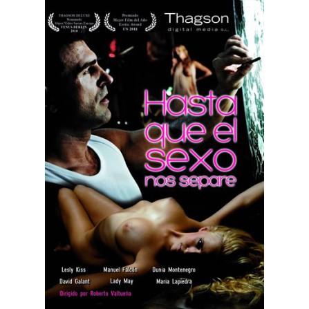 Hasta que el sexo nos separe - DVD