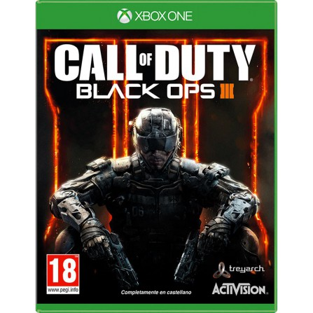 Call of Duty Black Ops 3 - Xbox one