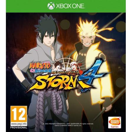 Naruto Shippuden Ninja Storm 4 Day 1 - Xbox one