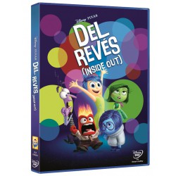 DEL REVES (Inside Out) DISNEY - DVD