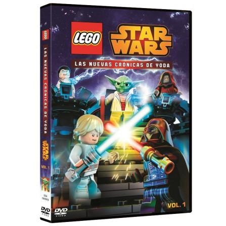 Lego Star Wars Las nuevas crónicas de Yoda Vol. 1 - DVD