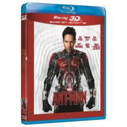 Ant-man (BD + BD3D) - BD