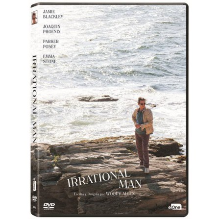 IRRATIONAL MAN FOX - DVD